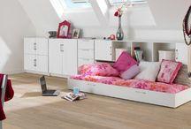 Slaapkamer op zolder / Snel en gemakkelijk je zolder ombouwen naar een strakke en stijlvolle slaapkamer? Met True Plexat maak je in een handomdraai een slaapkamer onder elk schuin dak!