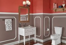Inspired Bathroom Spaces