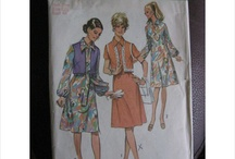 Sew It - vintage Patterns Sewing,Knit, Crochet