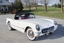 1953 corvette / by Paully B.