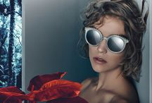 PINKO SURREAL CAMPAIGN feat. ARIZONA MUSE SS16 / Sensual, feminine, free, eclectic. That's the PINKO woman. More than real, she's surreal. With the face of Arizona Muse, the star of Spring Summer 2016 campaign