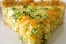 Egg Dishes/Quiche