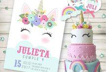 Cumple Julieta