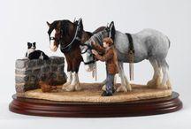 Border Fine Arts Horses