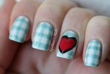 Valentine NAILs - By Nina Maria