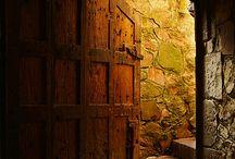 Doors. / Prachtige Deuren.