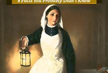 Nursing PRIDE, Historical Figures
