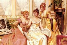 Regency & Victorian Art / by Susanna Ives