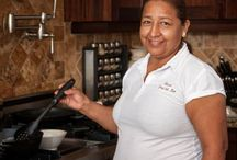 Casa Joya Del Mar | Villa Staff / We have a villa staff of 2. Francisco and Reina work 6 days a week, Monday through Saturday, and relax on Sunday. Other staff members will be available to take care of the housekeeping and meal preparation on Sunday.