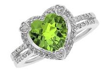 Gemstone Rings / Gemstone Rings From Gemologica (Online at Gemologica.com) / by Gemologica Jewelry