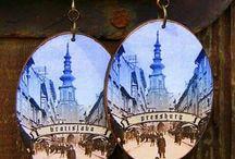 Retro Bijou Original souvenir