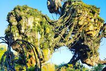 #Pandora - The World of Avatar / Pictures around Walt Disney World's newest land in Disney's Animal Kingdom, Pandora - The World of Avatar.
