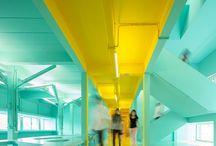 soo colorfull facade