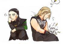 Avengers + Loki