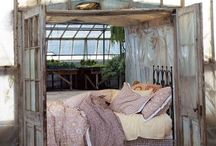 Bedrooms / by Shari Southworth