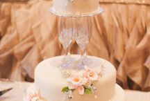 Charming Wedding Cakes