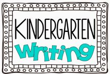 Kindergarten Writing / by Catie Ward