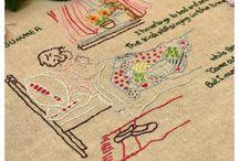Embroidery (ricamo)
