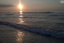 Polskie wybrzerze - Baltic Sea Shore, Poland / Polskie wybrzeże. Zdjęcia zrobione w ramach wyprawy 2012 - http://www.turisticus.pl/100-km-wybrzezem-baltyku-relacja/ - oraz w roku 2014. #morze #Kolobrzeg #Polska #Baltyk