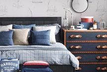 Carter's teen bedroom