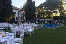 Fincas Bodas / Selección de fincas para bodas en Madrid, guadalajara, Toledo. Fincas con encanto