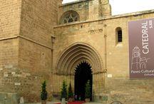 Catedral de Orihuela (España) / Catedral de Orihuela (Alicante, España) / by Catedrales de España - Cathedrals from Spain