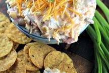 Dips and Appetizers  / by Andi Robbins
