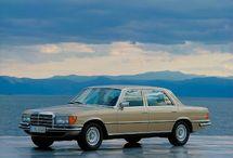 Mercedes W116 - The first true S Class