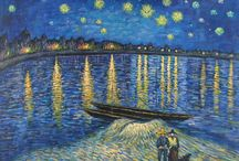 Van Gogh / by Sauni-Rae Dain