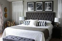 Master bed room make over