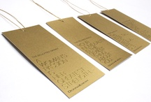 Hang Tags / by Andrea Langer