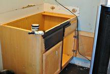 Bathroom spruce up ideas! / by Holly Barrington