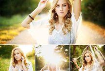 Senior photos (girls) / High School Senior