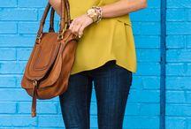 amarillo blusa