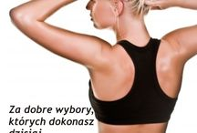 Motywacja do biegania / Motywacja do biegania, ćwiczeń i zdrowego stylu życia.