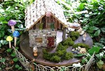 Fairy Gardens / Fairy gardens I want to build for my grandchildren / by Doug Green