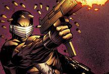 * Comics: G.I. Joe | Cobra
