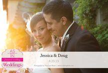Featured Real Wedding: Jessica & Doug {from the Summer/Fall 2014 Issue of Real Weddings Magazine} / Jessica & Doug-Featured Real Wedding from the Summer/Fall 2014 issue of Real Weddings Magazine, www.realweddingsmag.com. Photos by and copyright www.TrueLovePhoto.com; Planner/Designer/Favors: www.SacramentoWeddingPlanner.com; Venue: www.WineRose.com; Videographer: www.ReelToRealVideo.com; Save-the-Dates: www.MagnetStreet.com; Flowers: www.BotanicaEvents.com. See more here: http://www.realweddingsmag.com/featured-real-wedding-jessica-doug-from-the-summerfall-2014-issue-of-real-weddings-magazine