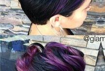 Hair Cut / Pixie / Faux Hawk