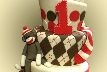 super cake decorating / by Heather B