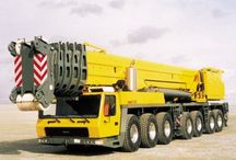 All about Overhead Cranes