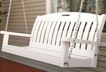 Modern Porch Swings Ideas