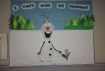 Monthly Bulletin Boards / by Emily Kent