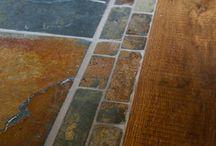 Concrete Wood floor