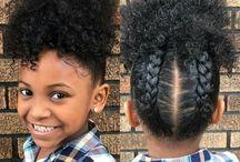 braiding styles for black girls kids