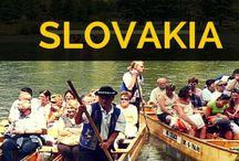 slovakia & traveling