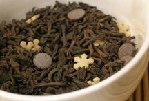 Tés Rojos - Pu Erh Tea / by La Petite Planèthé (tea shop)