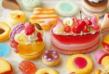 Fake Sweets & Food