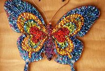 Jewelry/Beaded / by Susan Rowley