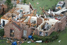 Nature's Fury Aftermath / the consequences or aftereffects of an event, esp. when unpleasant